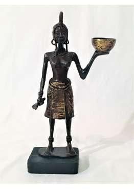 Statuette Bronze MATAM