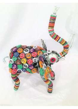 Elephant Capsules & Fil De Fer