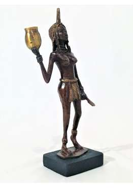 Statuette Bronze NEHESYOU