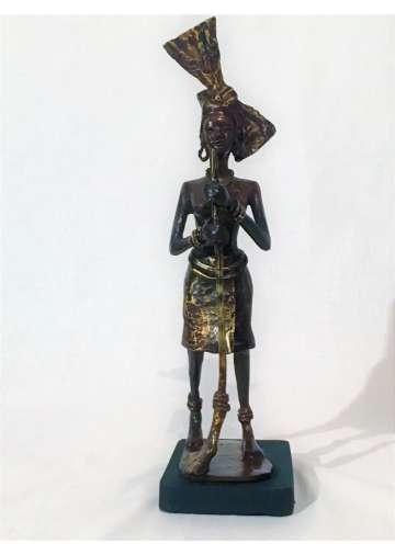 Statuette Bronze IRTJET
