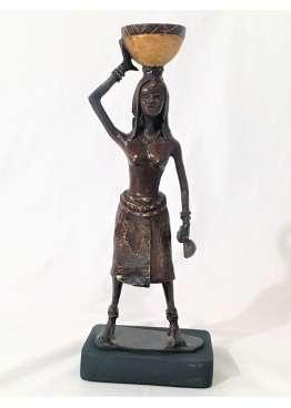 Statuette Bronze KOROSHO