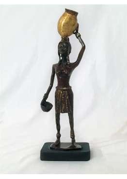 Statuette Bronze URONARTOU
