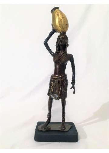 Statuette Bronze ASKUTA