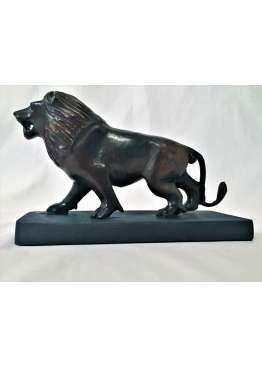 Statuette Bronze LE LION DE JUDA