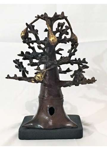 Statuette Bronze BAOBAB