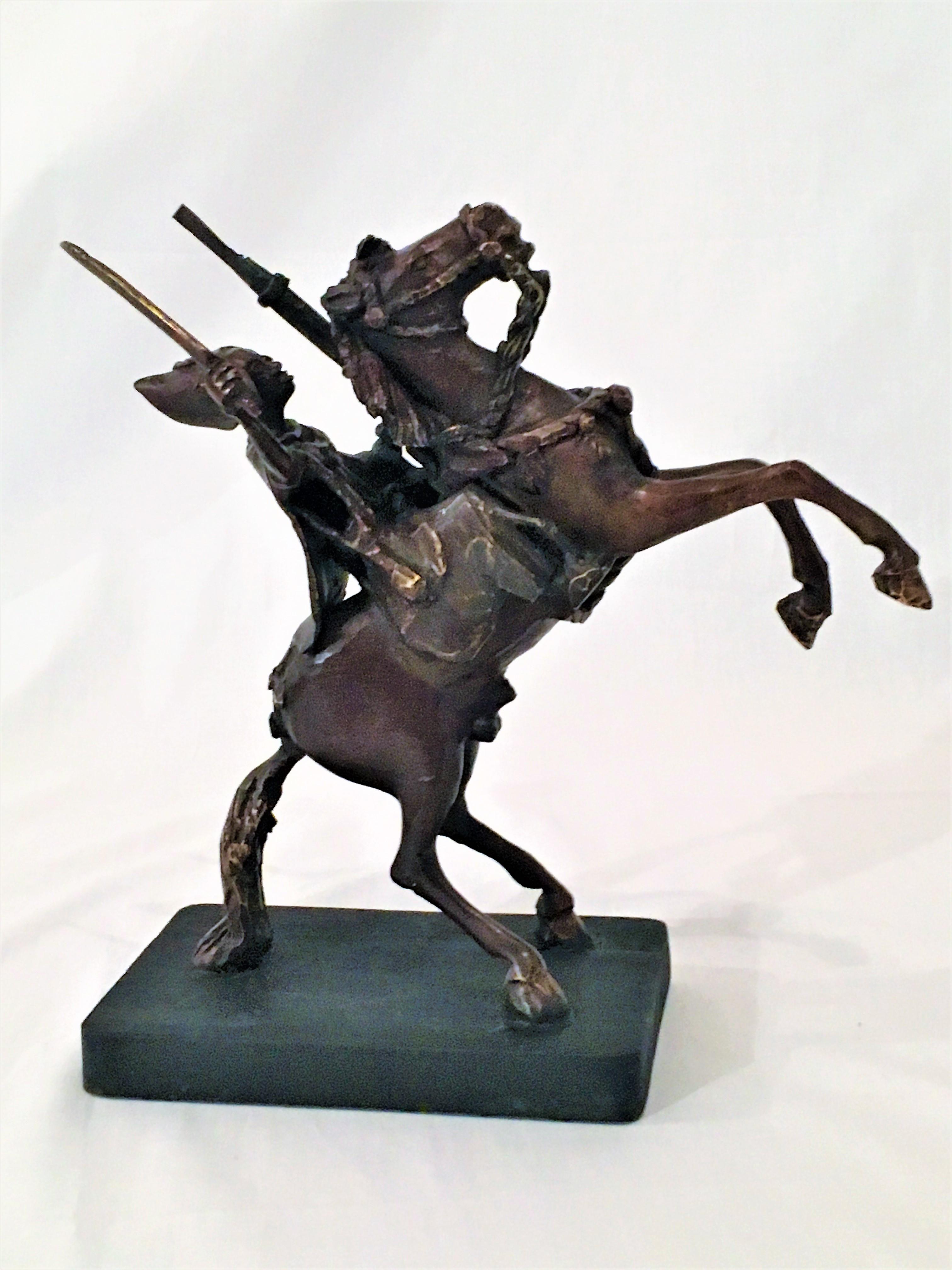 statue-bronze-ethnik-art